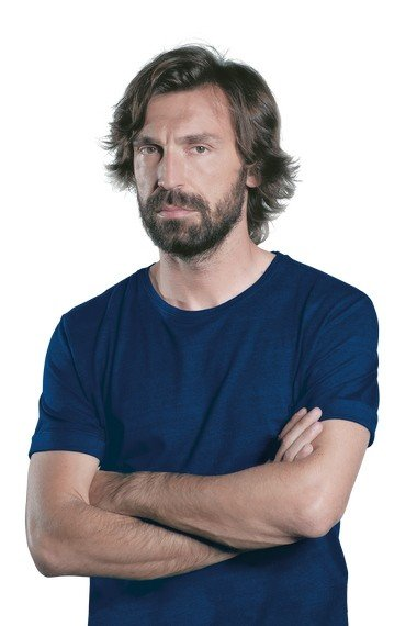 Andrea Pirlo in a DRUTEX Social Media Interview