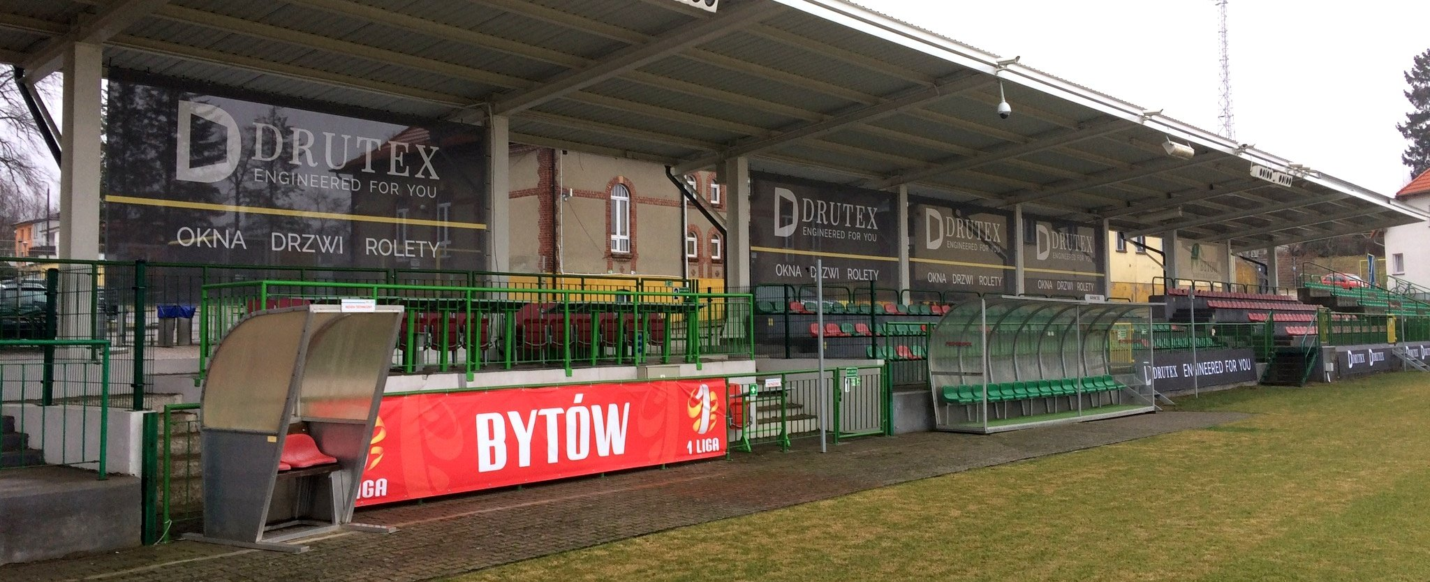 Drutex withdraws from sponsoring the first-division Drutex-Bytovia