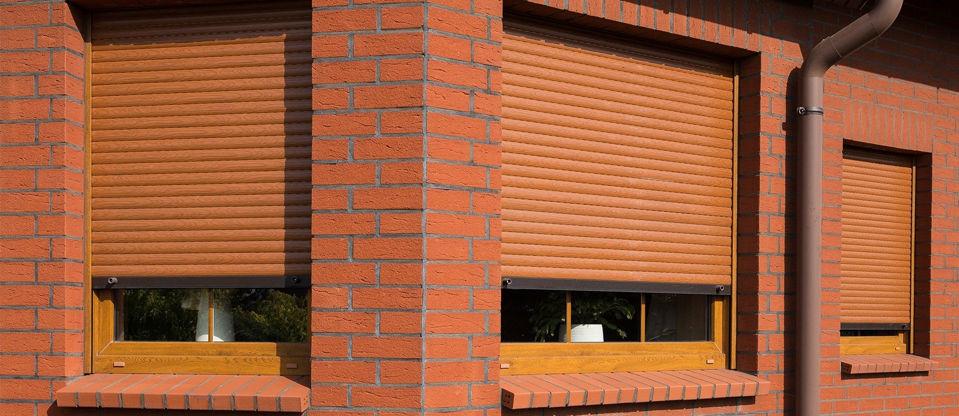 Are you tired with sweltering heat? Think about roller shutters at home!