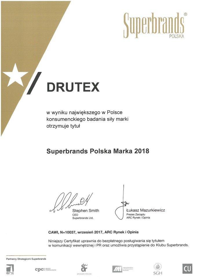 Superbrands Polska Marka 2018